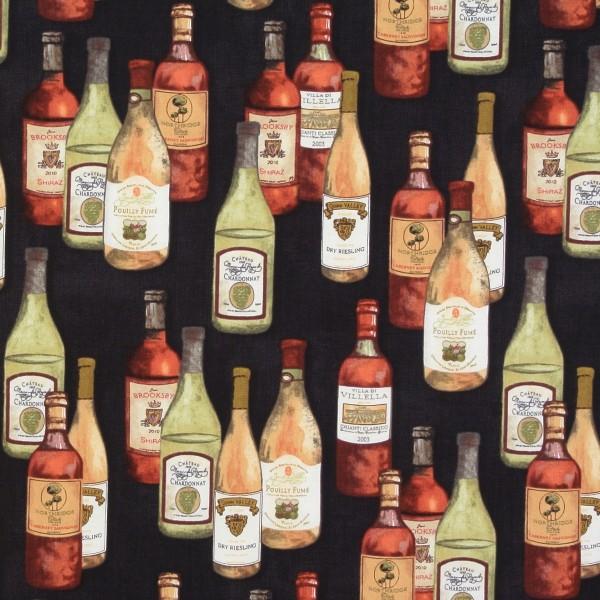 Vintage Whine Wein Flaschen
