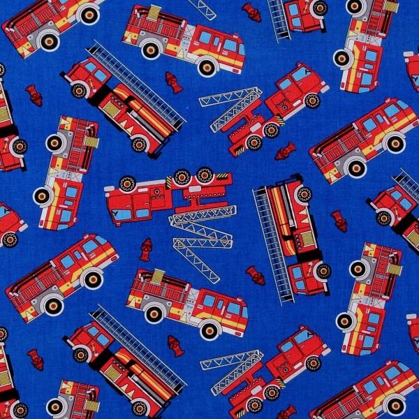 Timeless Fire Trucks II kleine Feuerwehrautos