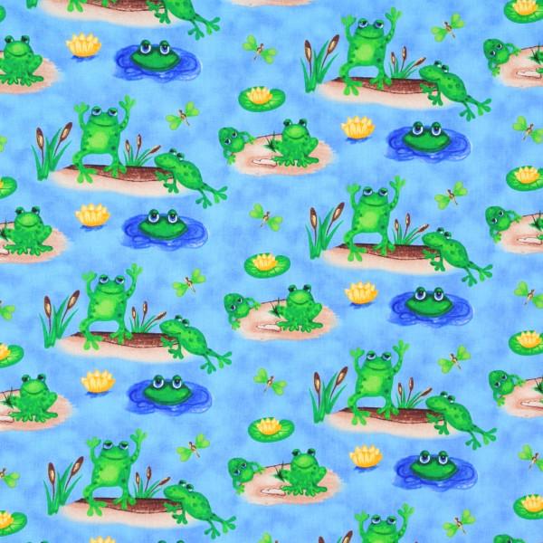 Witzige Frösche Froggin Around
