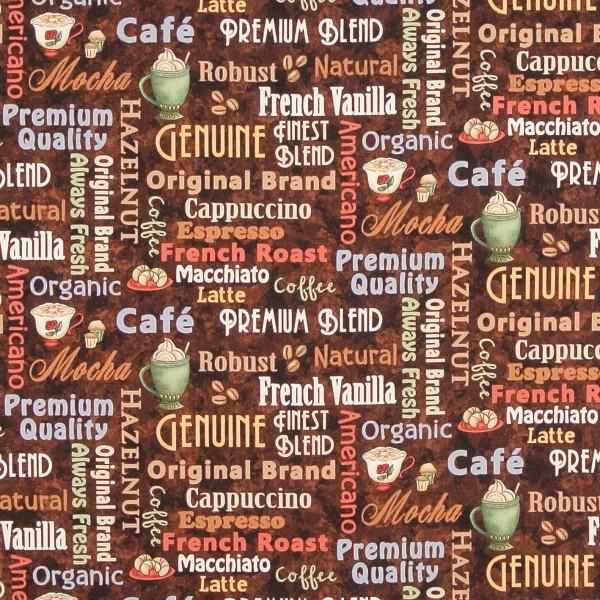 Coffee Escape Kaffee Schriftzüge