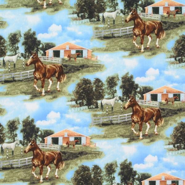 SALE 1,10 m World of Horses Pferde auf der koppel