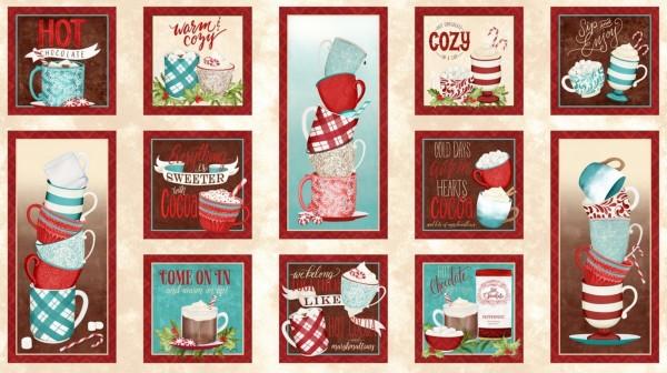 Cuppa Cocoa Kakao Schokolade Panel