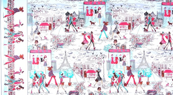 Robert Kaufman Frauen Mode Paris