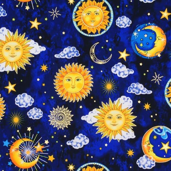 Starlight Sonne Mond Sterne