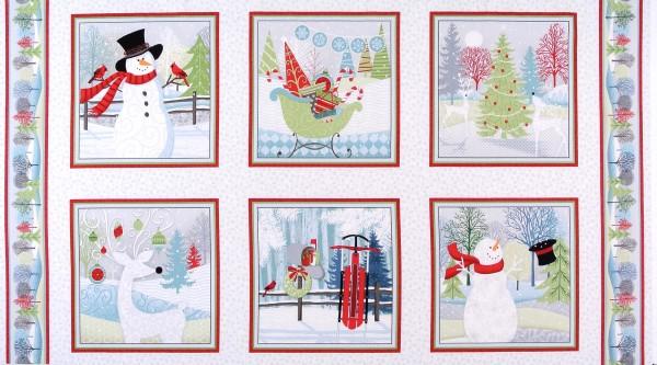 SALE Weihnachten Holiday Cheer Panel
