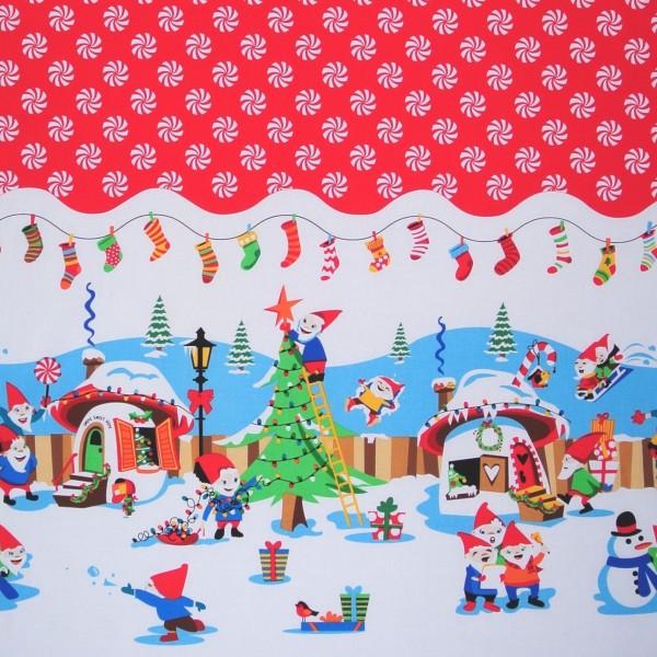 SALE Zwerge Gnome Weihnachten in Gnomeville
