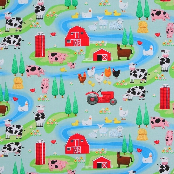 Farm Life kleine Tiere Landleben