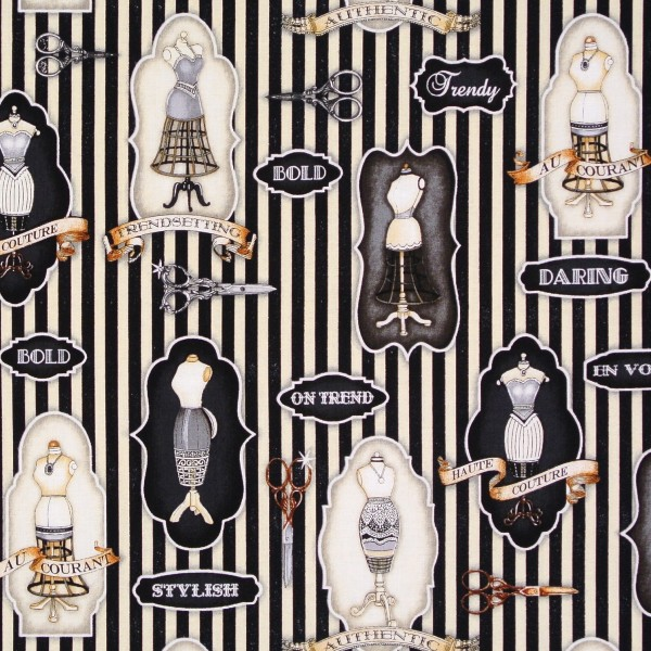 Thimble Pleasures Vintage Nähen Schneiderpuppen