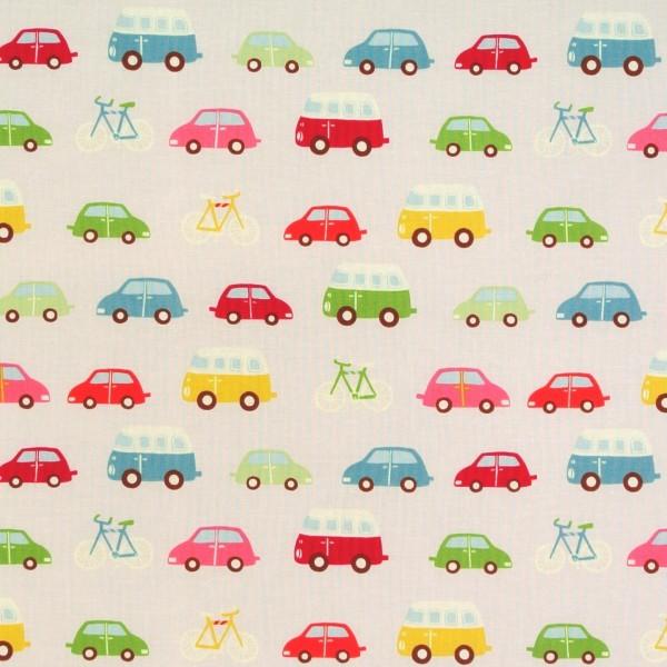 Roundabout Fahrzeuge Autos rot