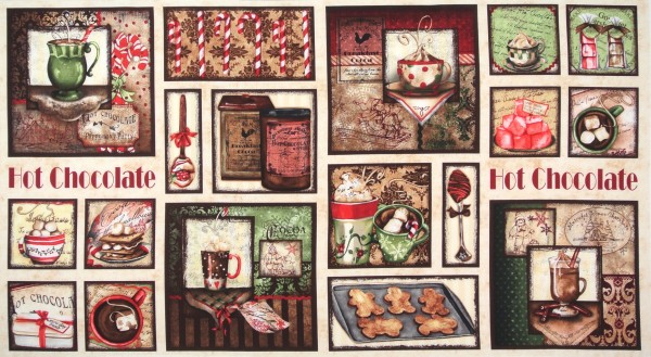Schokolade Weihnachtsbäckerei Einzelstück •