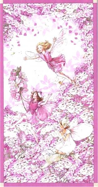 Flower Fairies Elfen Petal Fairies grosses Panel