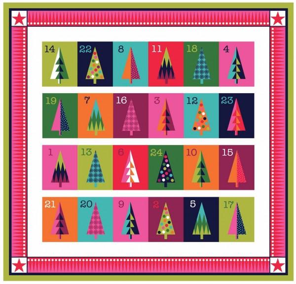 SALE Adventskalender DIY Wrap it Up Weihnachten