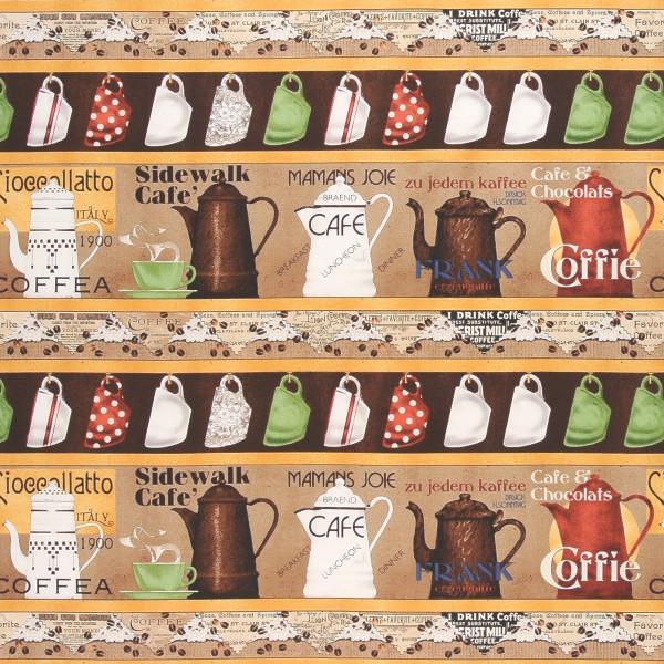 Daily Grind Kaffee Bordüre
