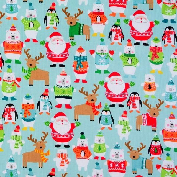 SALE Christmas Novelty Weihnachten Santas Tiere •
