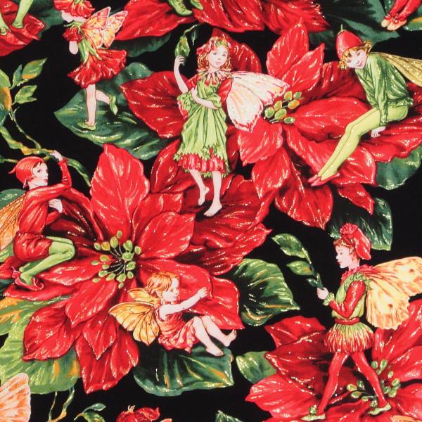 SALE Flower Fairies Elfen Weihnachten