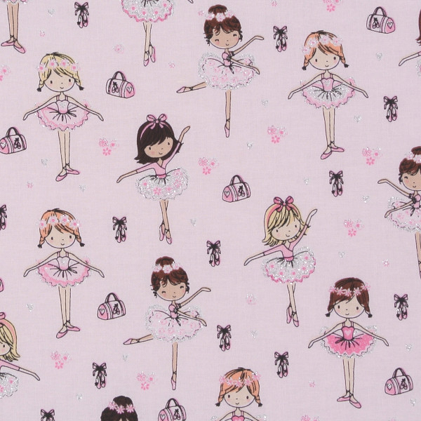 Timeless Ballett kleine Ballerinas Glitter