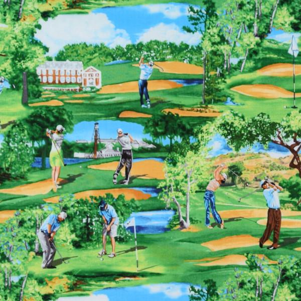0,5 m Golf Golfplatz Golfspieler Sport Collection