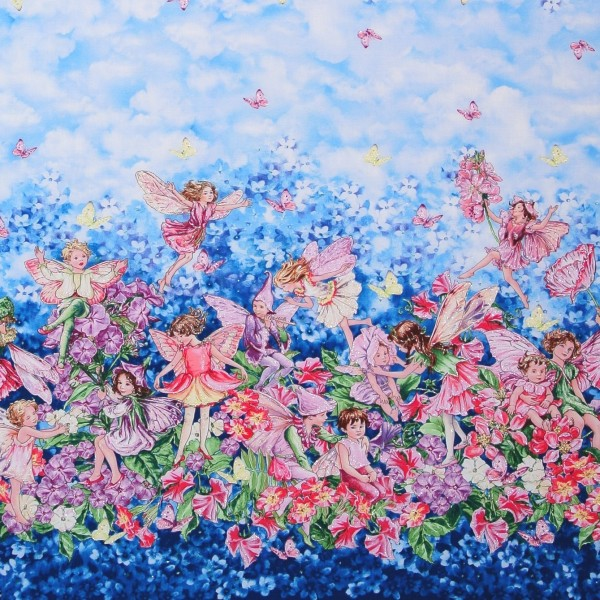 Flower Fairies Fairy Whispers Bordüre
