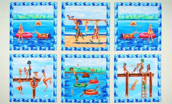Summertime grosses Panel