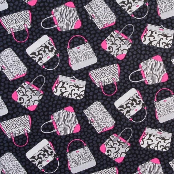 Patchworkstoff Glam Frauen Taschen