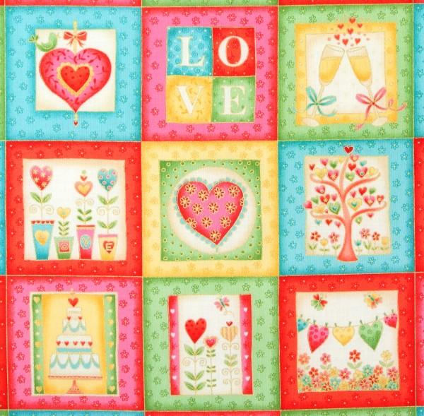 Love Hearts Herzen romantische Bilder •
