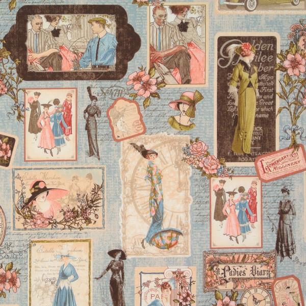 A Ladies Diary nostalgische Bilder