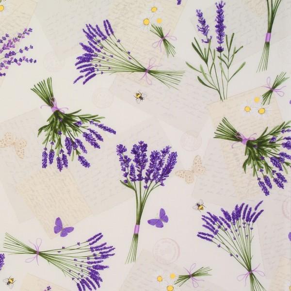 Fleur Lavendel Bienen Schmetterlinge