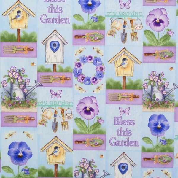 Stiefmütterchen Blumen Pretty Pansy Garten Labels
