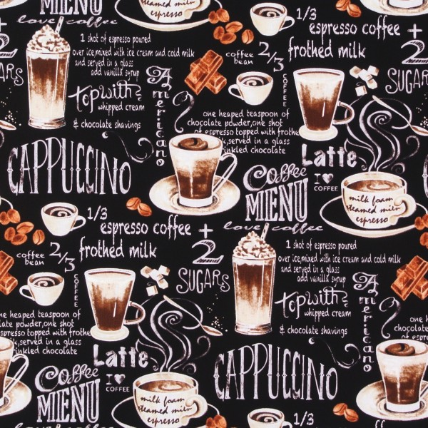Espresso Yourself Kaffeespezialitäten schwarz