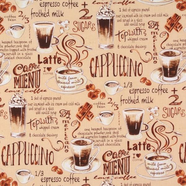 Espresso Yourself Kaffeespezialitäten beige