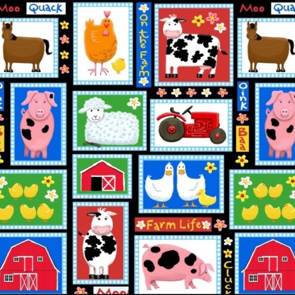 Farm Life Tiere kleine Bilder