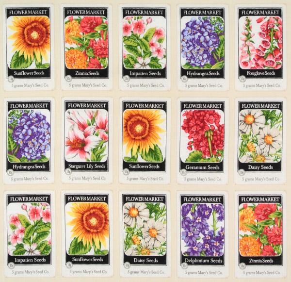 SALE 1 m Sommerblumen Garten Everyday Favorites