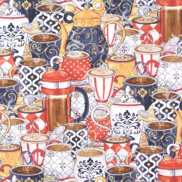 Le Petit Bistro Kannen und Tassen