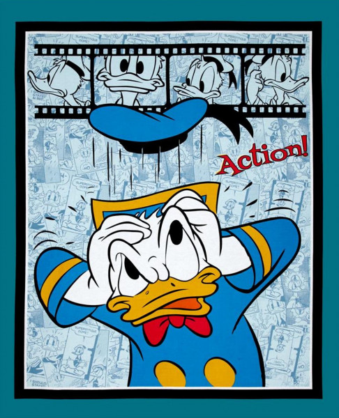 Disney Donald Duck Panel 90 cm