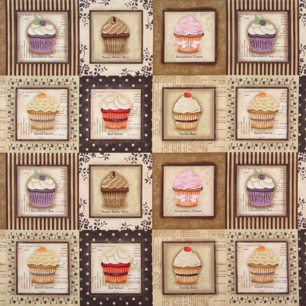 Cupcakery Cupcakes Backen Panel