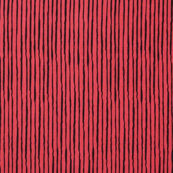 Loralie Ladies Tea Streifen rot