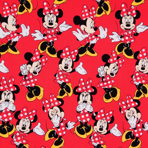 Disney Minnie Mouse rot-pink