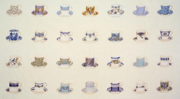Lakehouse Teetassen Teacups Panel