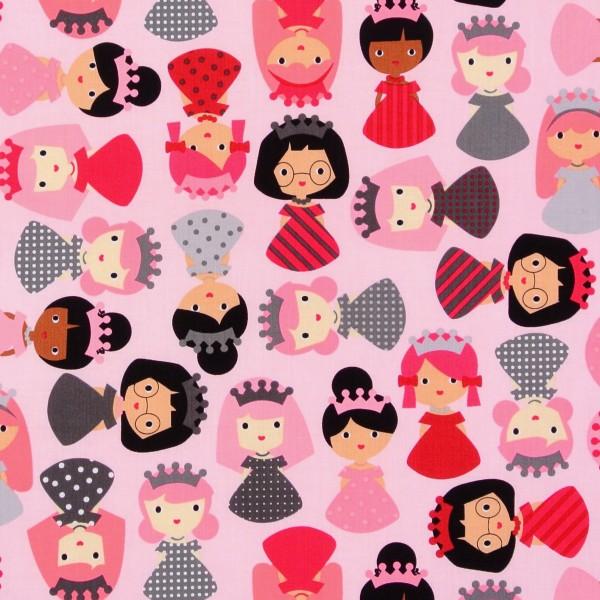 Girl Friends kleine Prinzessinnen rosa
