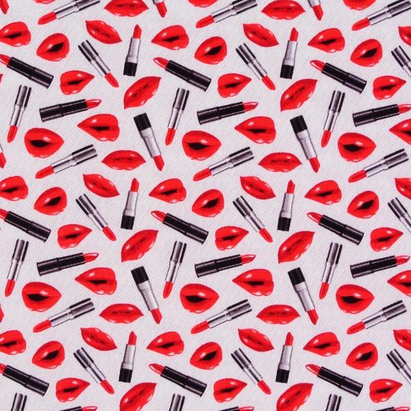 Paris Frauen Lippenstifte Make up hellgrau