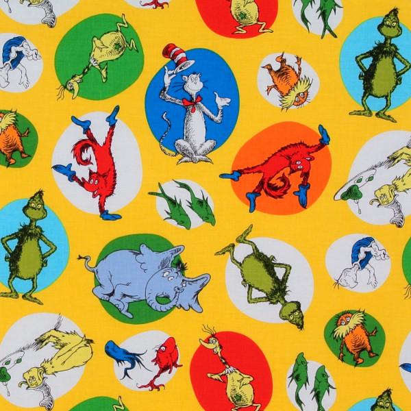Dr. Seuss Charaktere