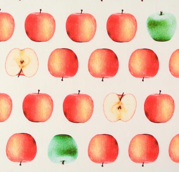Cosmo grosse Äpfel rot-grün