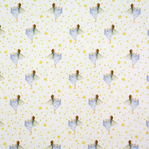 Baumwollstoff acufactum Elfen Sterntalerelfe