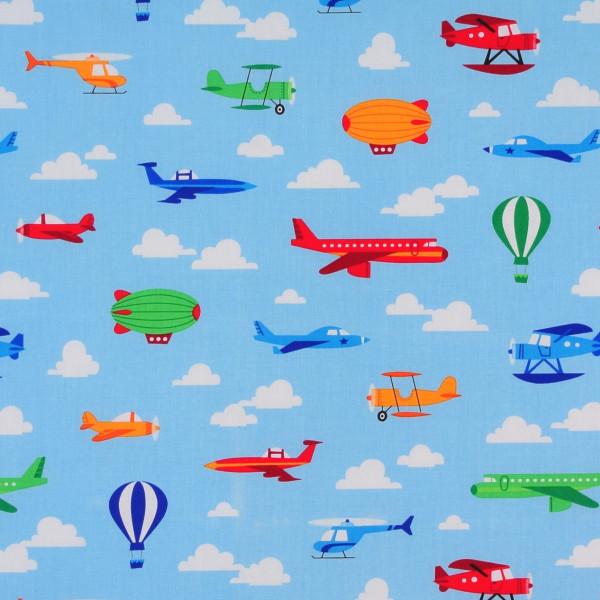Robert Kaufman Flugzeuge Hubschrauber