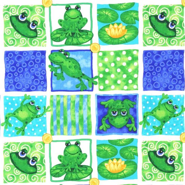 Witzige Frösche Froggin Around Bilder