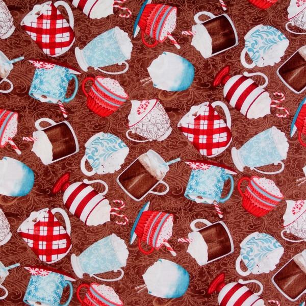 Cuppa Cocoa Kakao Schokolade Tassen braun